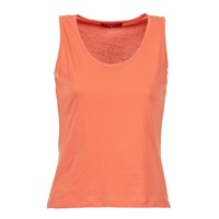 material Women Tops / Sleeveless T-shirts BOTD EDEBALA CORAL