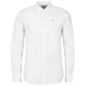 material Men long-sleeved shirts Tommy Jeans KANTERMI White