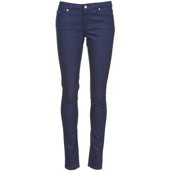 material Women 5-pocket trousers Element STICKER Blue