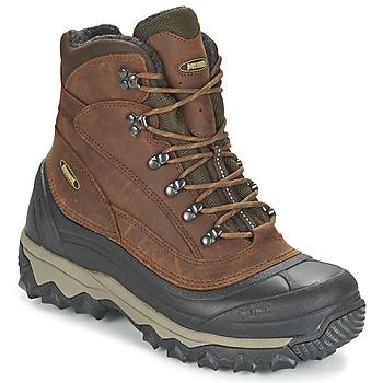 Shoes Men Hiking shoes Meindl WENGEN PRO Brown / Dark