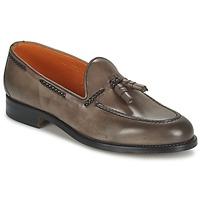 Shoes Men Loafers J Wilton  DARK / Mahogany