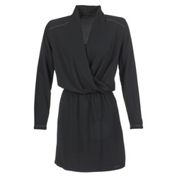 material Women Short Dresses Best Mountain CABUCEO Black