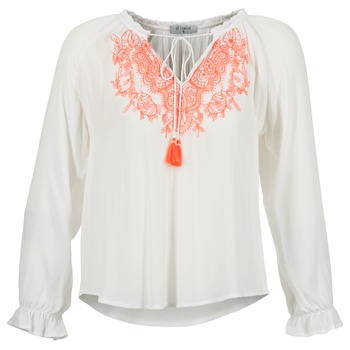 material Women Blouses Betty London ERMILA White
