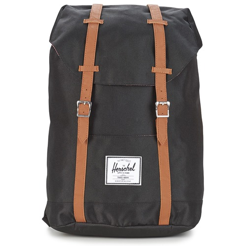 Bags Rucksacks Herschel RETREAT Black