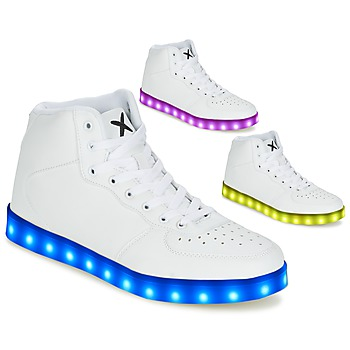 Shoes Men High top trainers Wize & Ope THE HI TOP White