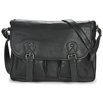 Bags Men Messenger bags Casual Attitude NUDILE Black