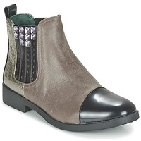Shoes Women Mid boots Café Noir BARBERINE Taupe
