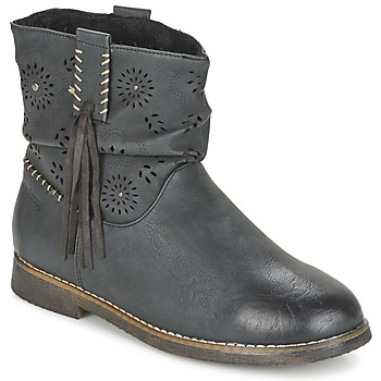 Shoes Women Mid boots Coolway BAILI Black