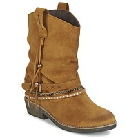 Shoes Women Mid boots Coolway BIRK Brown