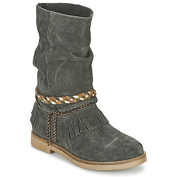 Shoes Women Boots Coolway BIARA Grey