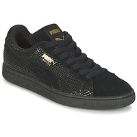 Low top trainers Puma SUEDE GOLD WN'S