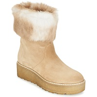 Shoes Women Mid boots Nome Footwear MOVETTA Beige