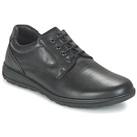 Shoes Men Derby shoes Salamander NANDO Black