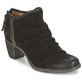 Shoes Women Low boots Dkode CARTER Black