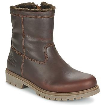 Shoes Men Mid boots Panama Jack FEDRO Brown