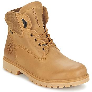 Shoes Men Mid boots Panama Jack AMUR GTX HONEY