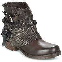Shoes Women Mid boots Airstep / A.S.98 SAINT LU Brown