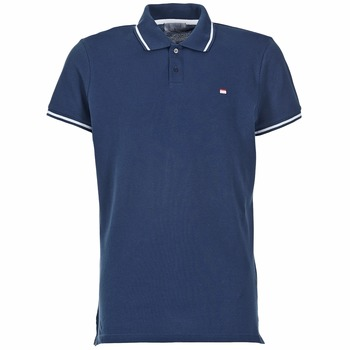 material Men short-sleeved polo shirts Casual Attitude EPIDIN Marine