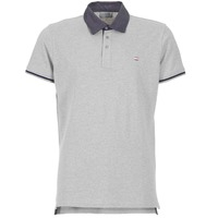 material Men short-sleeved polo shirts Casual Attitude EFOLI Grey