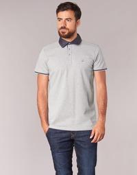 material Men short-sleeved polo shirts Casual Attitude EFOLI Grey