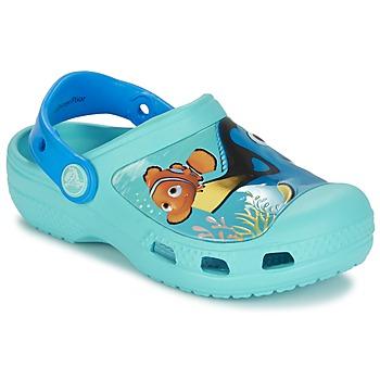 Shoes Children Clogs Crocs CC DORY CLOG Blue