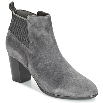 Shoes Women Ankle boots JB Martin CHARMEL Grey