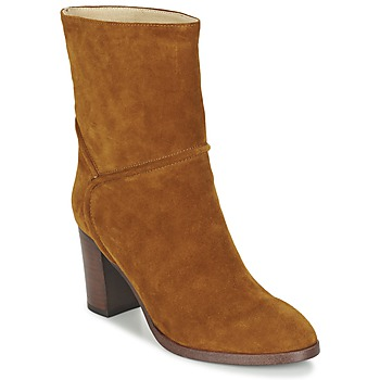 Shoes Women Ankle boots JB Martin XILONE Brown