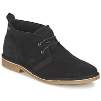 Shoes Men Mid boots Jack & Jones GOBI SUEDE DESERT BOOT Grey