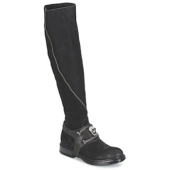 Shoes Women Boots Now CALOPORO Black
