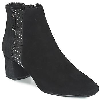 Shoes Women Ankle boots Luciano Barachini JOU Black