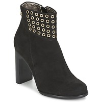 Shoes Women Ankle boots Replay HAVERHILL Black