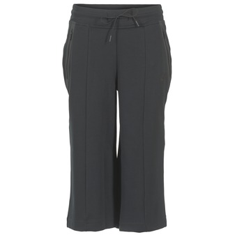 material Women Tracksuit bottoms Nike TECH FLEECE CAPRI Black