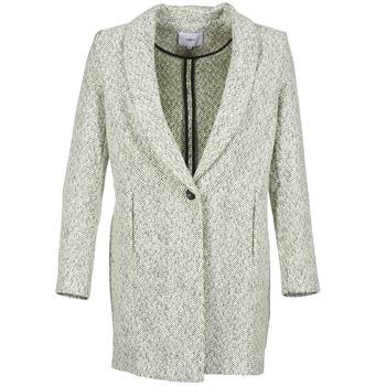 material Women coats Suncoo ELOI Grey