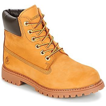 Shoes Women Mid boots Lumberjack RIVER HONEY