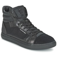 Shoes Men High top trainers G-Star Raw NEW AUGUR Black