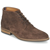 Shoes Men Mid boots Tommy Hilfiger DALLEN 10B Brown