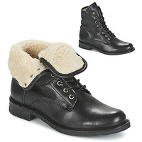 Shoes Women Mid boots Mustang SABORA Black