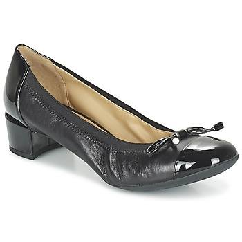 Shoes Women Court shoes Geox CAREY A Black