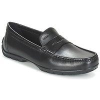 Shoes Men Loafers Geox MONET W 2FIT B Black