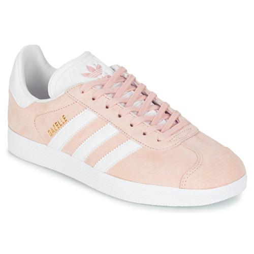 online retailer 75471 fc427 Shoes Women Low top trainers adidas Originals GAZELLE Pink