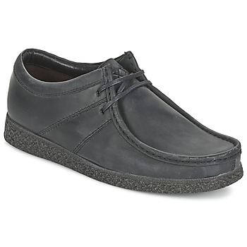 Shoes Men Derby shoes Base London LEGACY Black