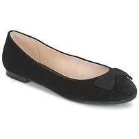 Shoes Women Ballerinas Mellow Yellow ALANIS Black