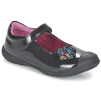 Shoes Girl Ballerinas Mod'8 KANDEA Black