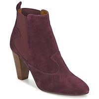 Shoes Women Ankle boots Heyraud DAISY Bordeaux