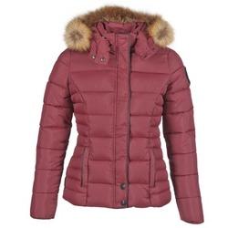 material Women Duffel coats Kaporal MINKA BORDEAUX