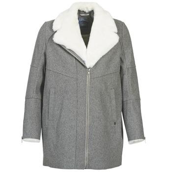 material Women coats Kaporal CAZAL Grey