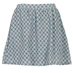 material Women Skirts Compania Fantastica BAGAL Blue