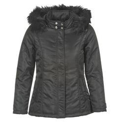material Women Duffel coats DDP FUNAPI Black