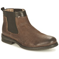 Shoes Men Mid boots Coqueterra ARMY Brown