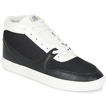Shoes Men High top trainers Sixth June NATION WIRE Black / White